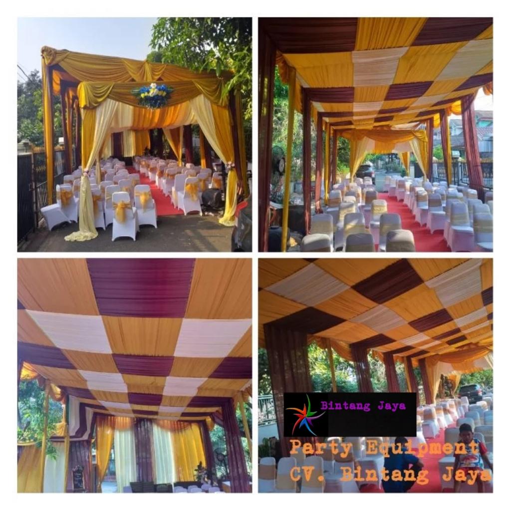 Sewa Tenda Jakarta - Tenda Dekorasi Catur