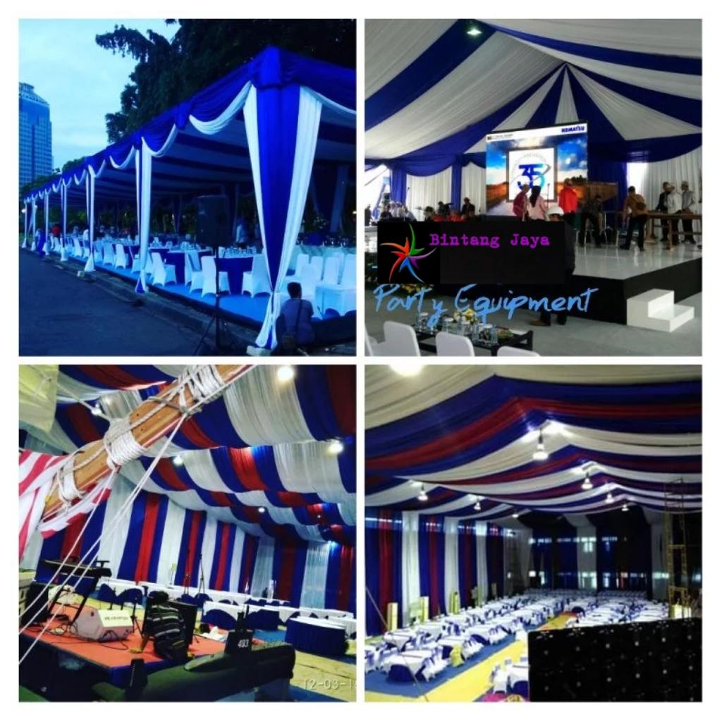 Sewa Tenda Roder Dekorasi VIP - Sewa Tenda Roder di Jakarta