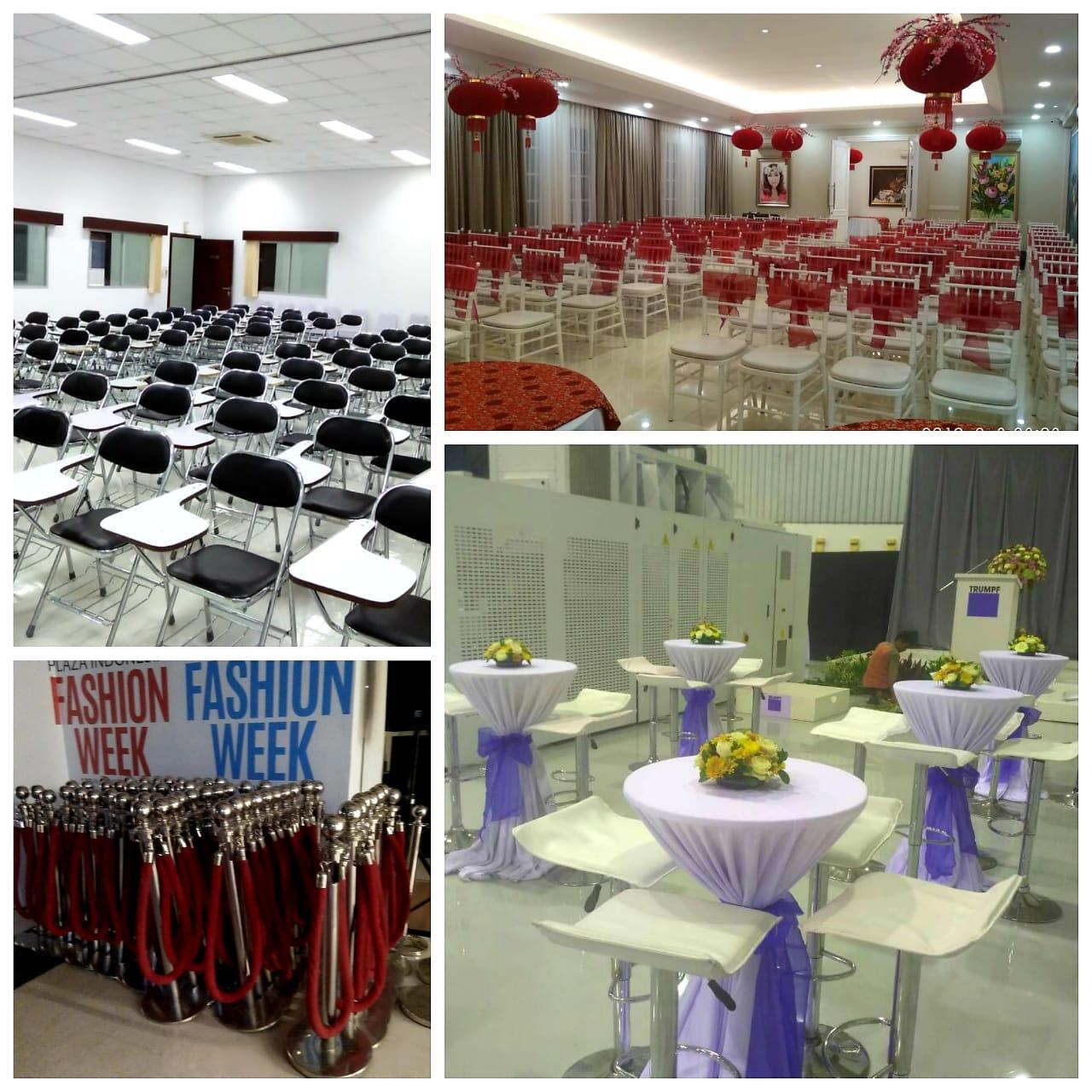 Tempat nya Penyewaan alat Pesta Jakarta - Bekasi