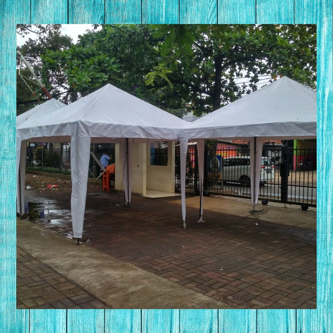 sewa tenda bazar jakarta timur