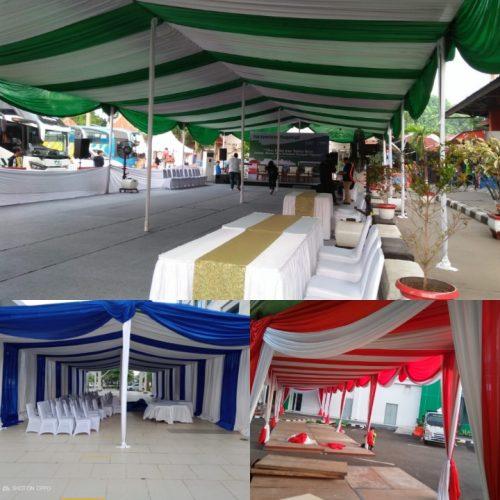 Sewa Tenda Dekorasi Jakarta - Sewa Tenda VIP Jakarta - Sewa Tenda Transparan